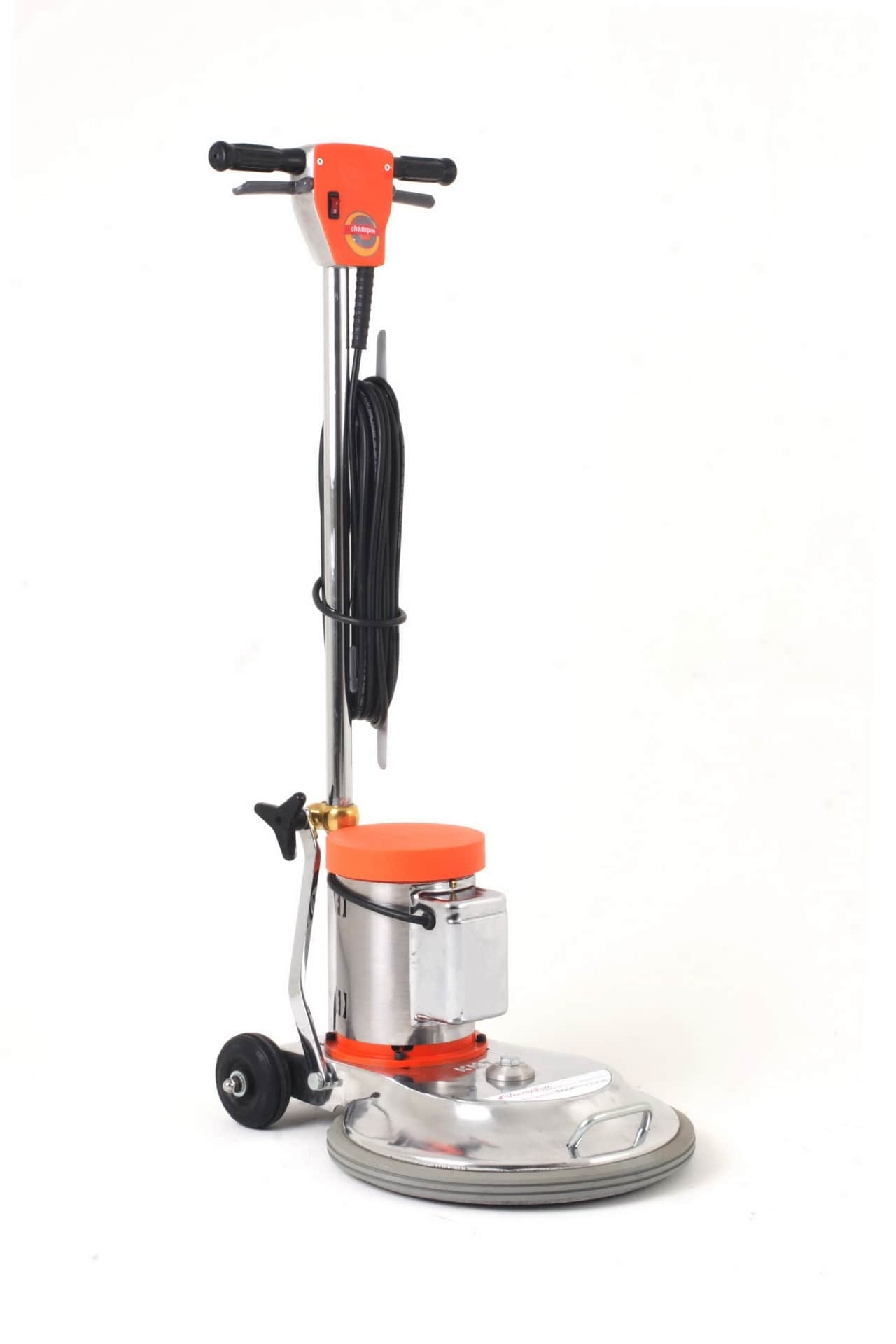 Champion professional belto floor polisher 320 rpm for Floor polisher