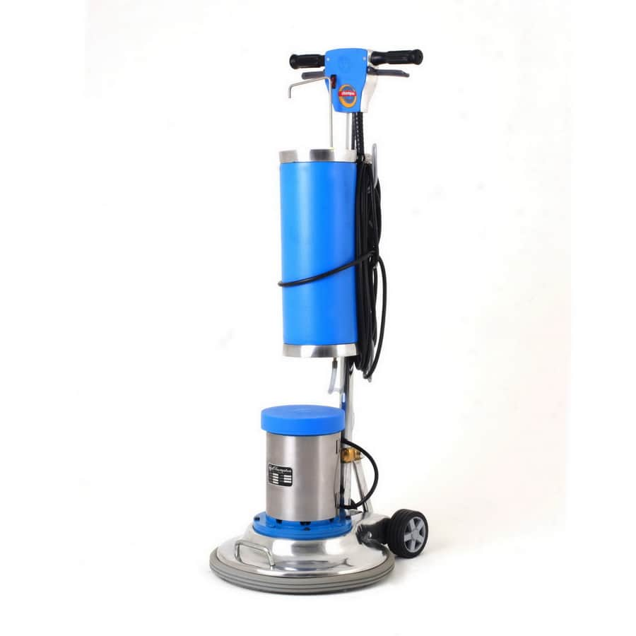champion_floor_scrubber_machine_carpet_เครื่องซักพรม 175RPM