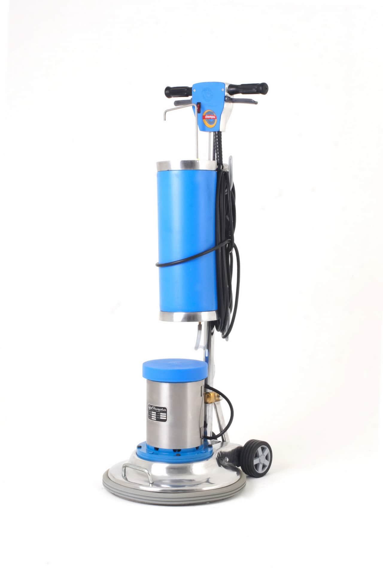 wall scrubber machine