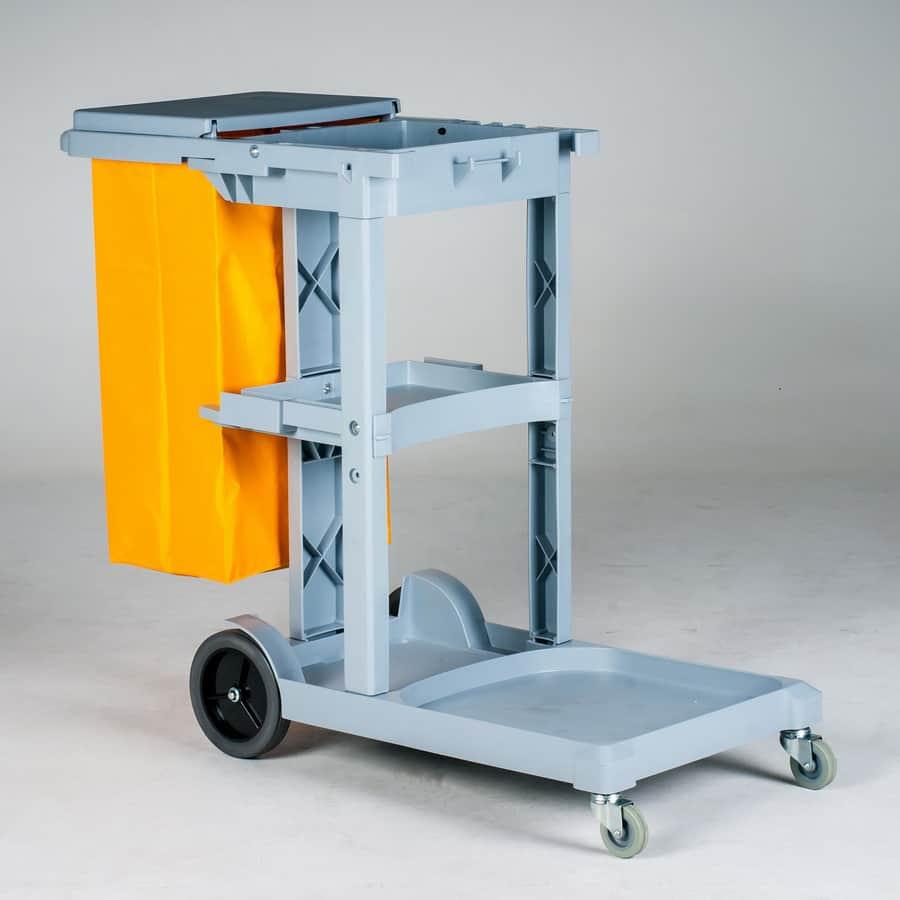 champion_janitor_cart_รถเข็นแม่บ้าน